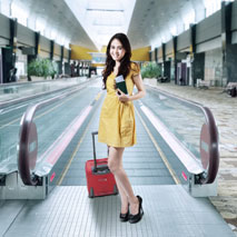 girl-standing-in-airport