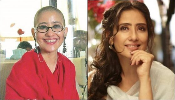 """Manisha Koirala talks about how cancer has given her """"a new life"""""""
